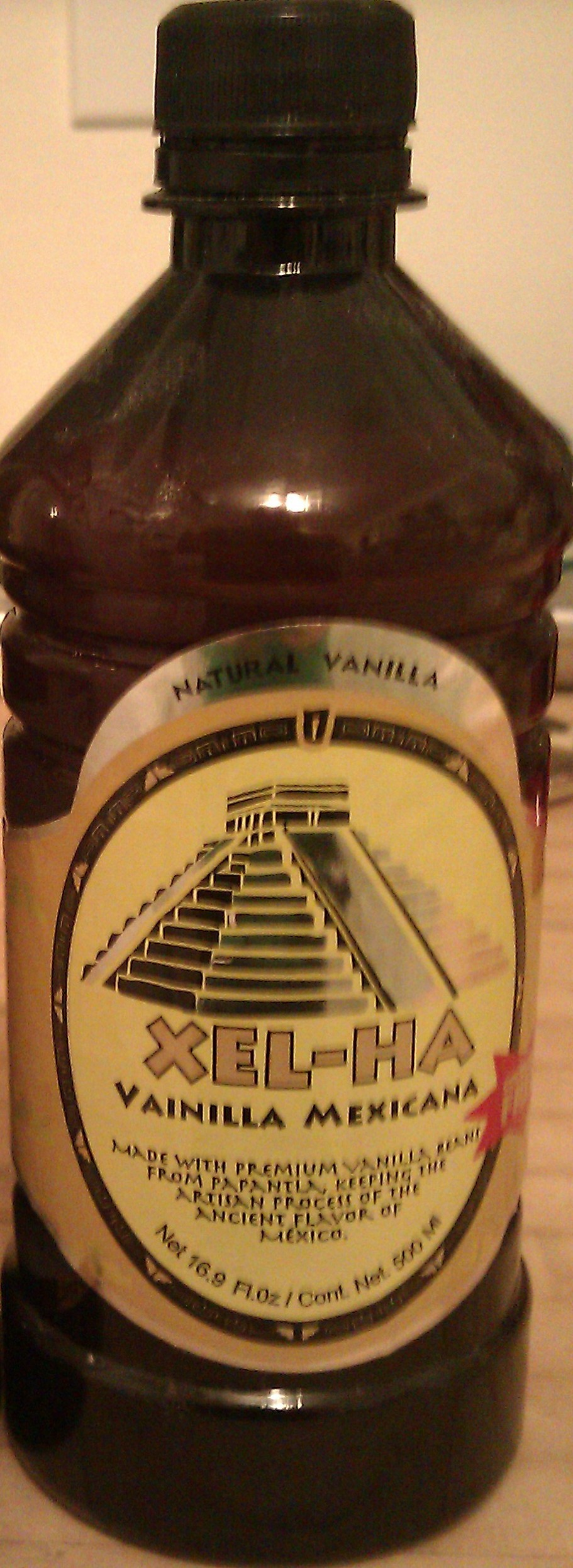 Xel Ha Vainilla Mexicana Natural Clear Vanilla Reviews In