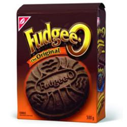Christie Fudgee O Cookie