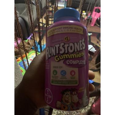 Flintstone gummy vitamins review