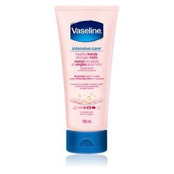 Vaseline Intensive Care Healthy Hands Stronger Nails Conditioning Lotion