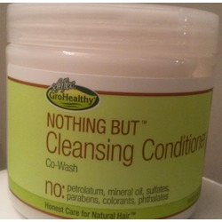 Sofn'free GroHealthy-Nothing But Cleansing Conditioner