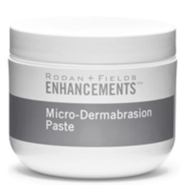 Rodan + Fields microdermabrasion paste