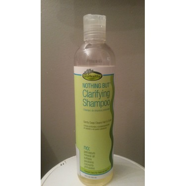Sof'nfree GroHealthy-Nothing but Clarifying Shampoo