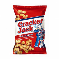 Cracker Jack The Original Caramel Coated Popcorn & Nuts