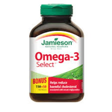 Jamieson Omega-3 Select