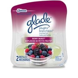 Glade Branché Huile Parfumé (petits fruits)