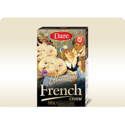 Dare Ultimate French Creme Cookies