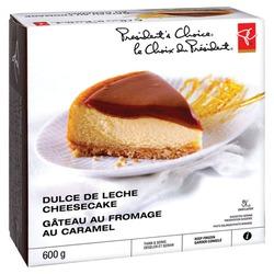 PC Dulce de Leche Cheesecake