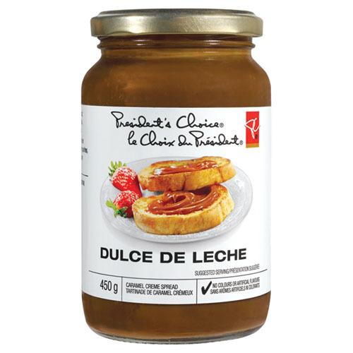 ... » Food & Drink » Miscellaneous » PC Dulce de Leche Caramel Sauce