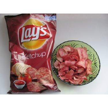Lay's Ketchup Chips