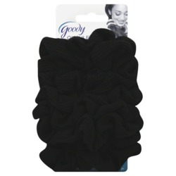 Goody Ouchless Scrunchie in Black