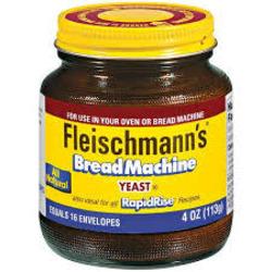 Fleischmann's Bread Machine Yeast