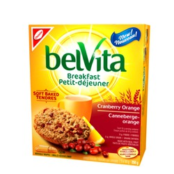 BelVita Breakfast Cranberry Orange