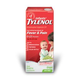 Infants' TYLENOL Drops