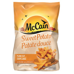 McCain Sweet Potato Plank Cut Fries