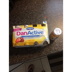 DanActive Drinkable Yogurt