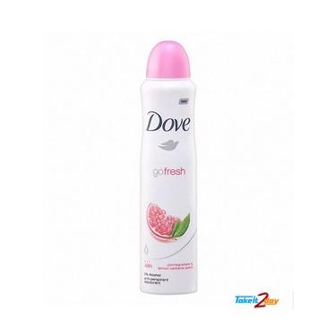 Dove Original Dry Spray Antiperspirant
