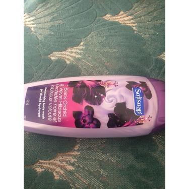 SoftSoap Black Orchid & Velvet Hibiscus Body Wash