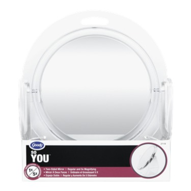 Goody So You Two Sided Mirror Magnified 5x