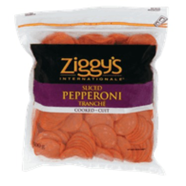Ziggy's Sliced Pepperoni