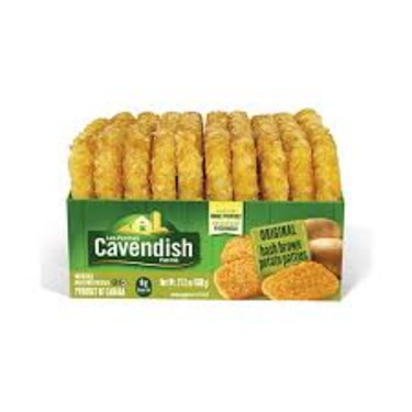 Cavendish Farms Old Fashioned Hashbrown Potato Patties
