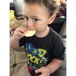 Mum-Mum Banana Rice Crackers