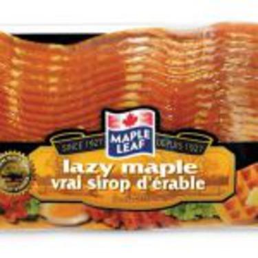 Maple Leaf Lazy Maple Bacon