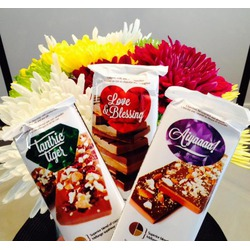 Baroness Chocolates Love and Blessings