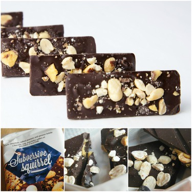 Baroness Chocolates Subversive Squirrel