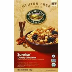 Naturre's Path Organic Sunrise Crunchy Cinnamon Gluten Free Cereal