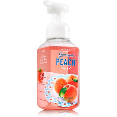 Bath Body Works Peach Bellini Foam Hand Soap Reviews In Hand Wash