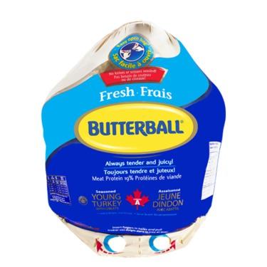 Butterball Fresh and Frozen Turkeys