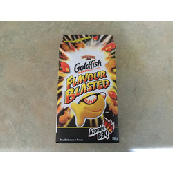 Pepperidge Farm Goldfish Atomic BBQ