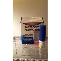 Nasacort Allergy Spray 24 Hours