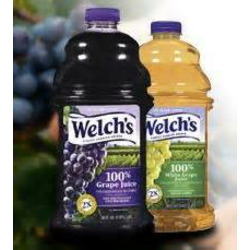 Welch' grape juice