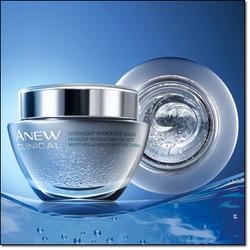 Avon Clinical Overnight Hydration Mask