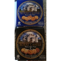 Royal Castle traditional butter cookies