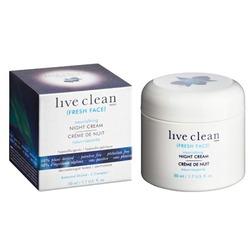 Live Clean Fresh Face Nourishing Night Cream