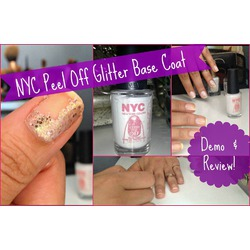 NYC Strip Me Off Base Coat