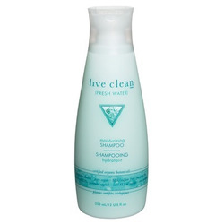 Live Clean Fresh Water Hydrating Shampoo
