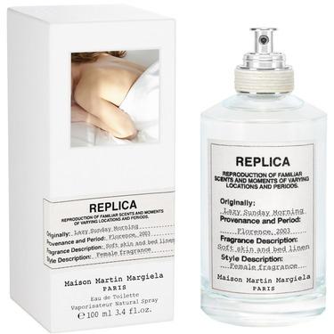 Maison Martin Margiela 'Replica' Perfume: Lazy Sunday Morning