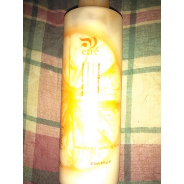 Etre Dead Sea Hand and Body Lotion