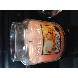 Yankee Candle Peach Cobbler