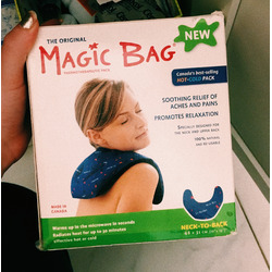 Magic Bag Neck And Shoulders