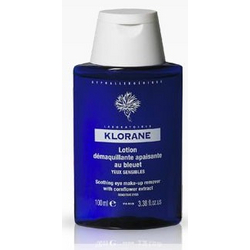 Klorane eye make-up remover