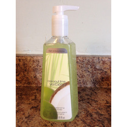 Bath & Body Works Hand Soap in Coconut Lime