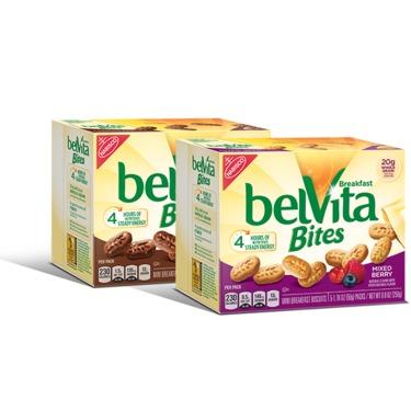 BelVita breakfast Bites