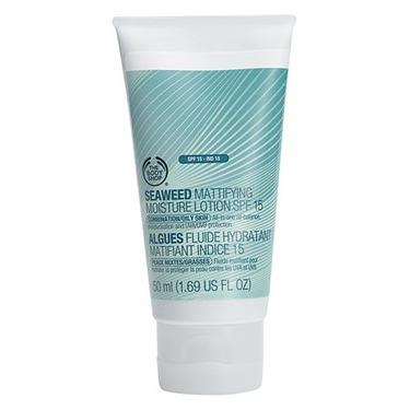 The Body Shop Seaweed Mattifying Moisture Lotion SPF 15