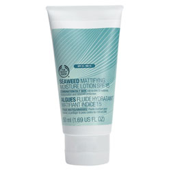 The Body Shop Seaweed Mattifying Moisture Lotion SPF 15