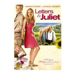 Letters To Juliet DVD